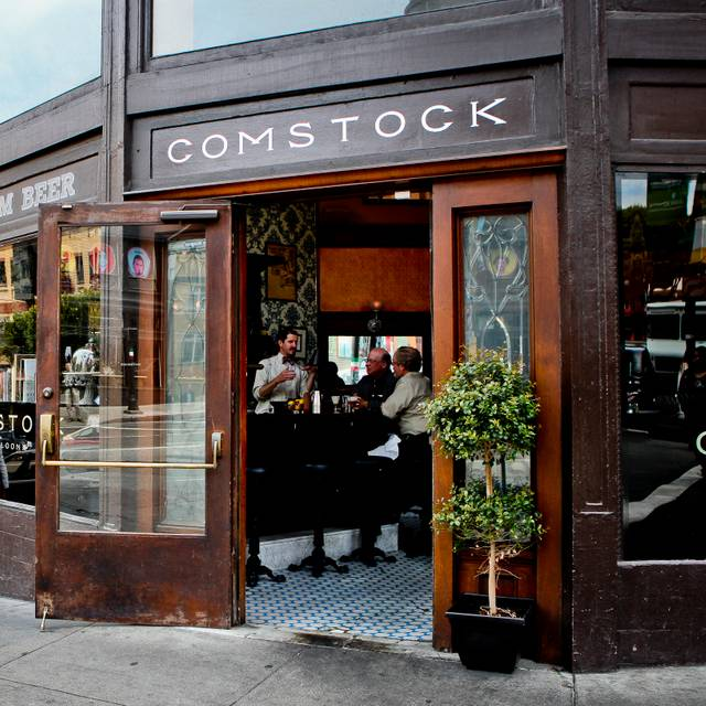 Comstock Saloon, San Francisco, CA
