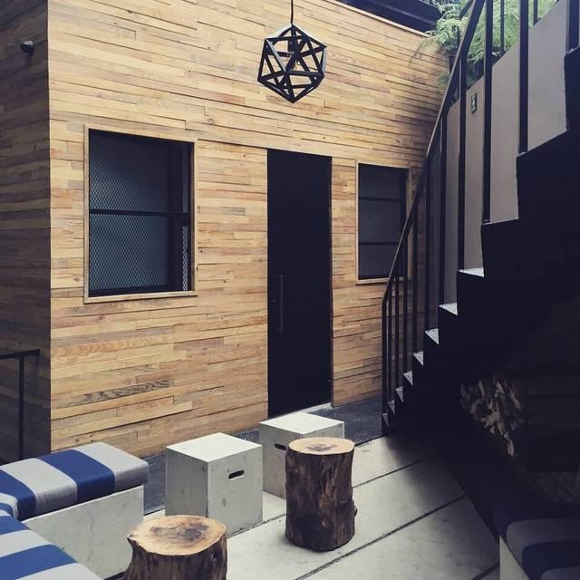 Comrade Lounge - The Comrade, Ciudad de México, CDMX