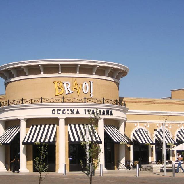 Bravo Cucina Italiana Des Peres West County Mall St Louis Mo