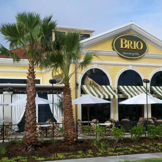 Brio Tuscan Grille Jacksonville St John S Town Center
