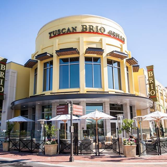 Brio Tuscan Grille Rancho Cucamonga Victoria Gardens Restaurant Ca Opentable