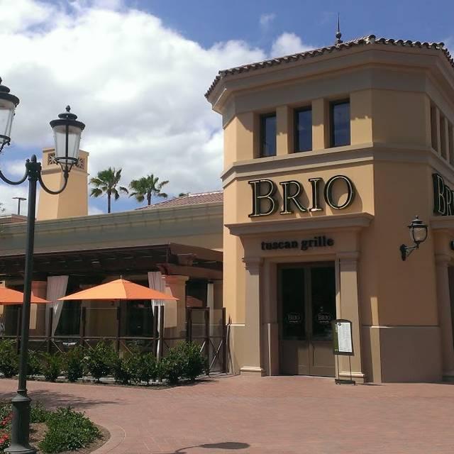 BRIO Tuscan Grille - Irvine - Spectrum Center, Irvine, CA