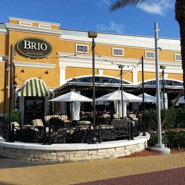 BRIO Tuscan Grille - Sarasota - University Town Center, Sarasota, FL