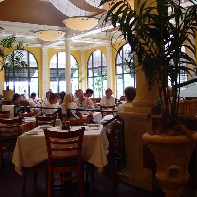 Brio Tuscan Grille Birmingham Brookwood Village Al