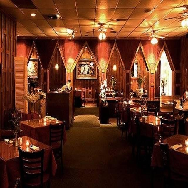Bangkok Thai Restaurant Dallas Tx