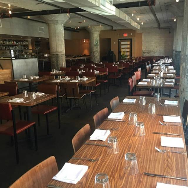 The Factory Kitchen Restaurant Los Angeles CA OpenTable - Kitchen table los angeles