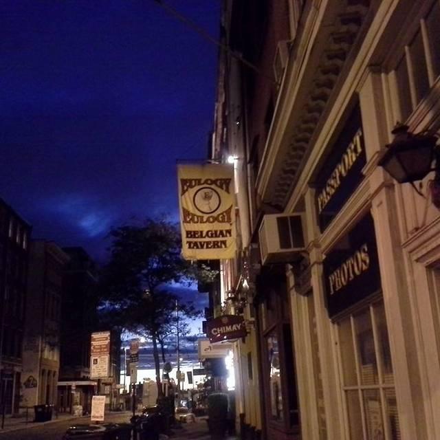 Eulogy Belgian Tavern, Philadelphia, PA