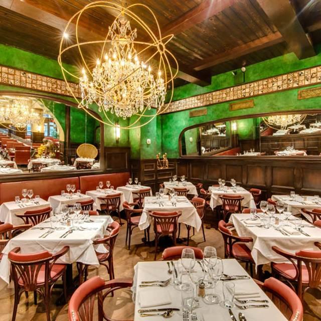 Florian Cafe, New York, NY