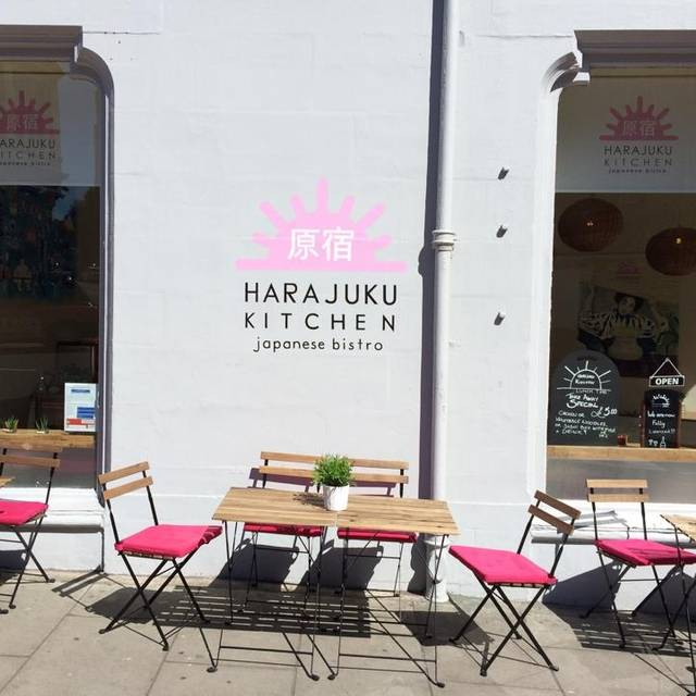 Harajuku Kitchen, Edinburgh