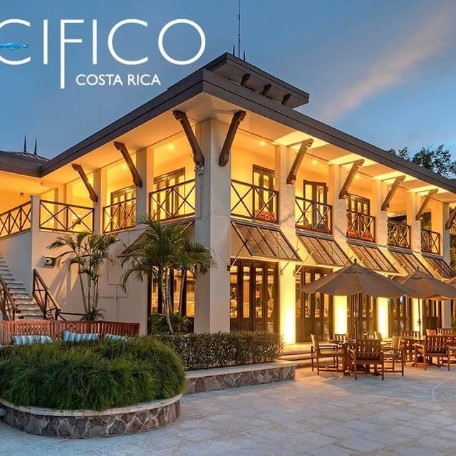 Pacifico Beach Club Restaurant Bar Playas De Coco Guanacaste