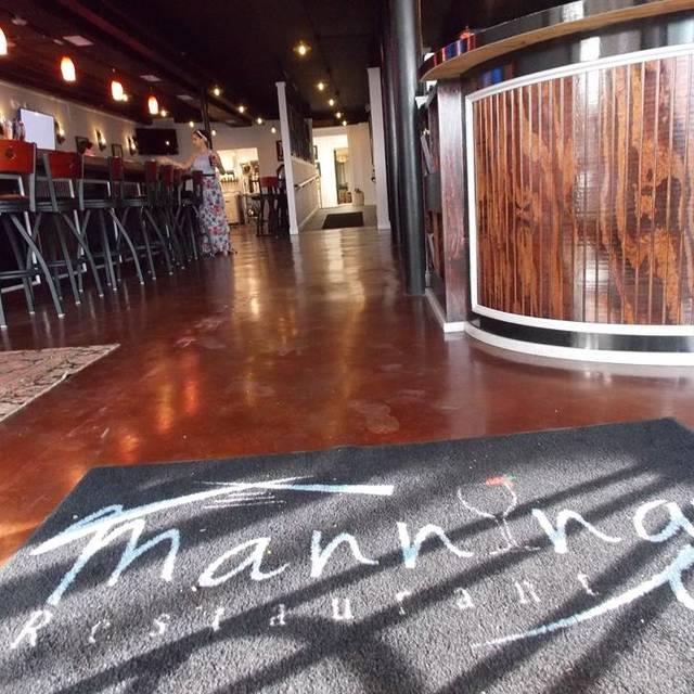 Manning's Restaurant, Clayton, NC