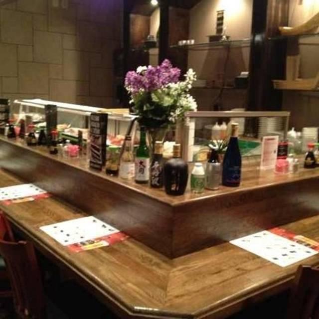 Mizumi hibachi sushi restaurant greensboro nc opentable for Table 6 greensboro nc