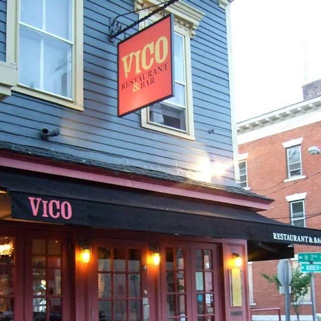 Vico Restaurant and Bar, Hudson, NY