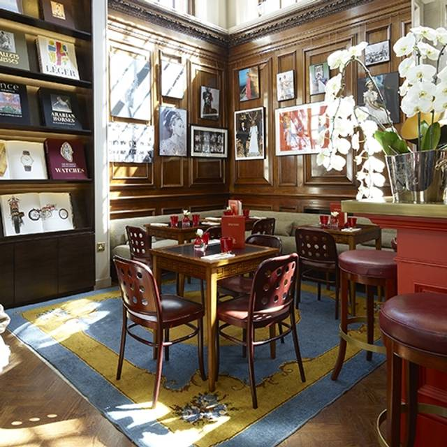 Swans Bar at Maison Assouline - London, | OpenTable