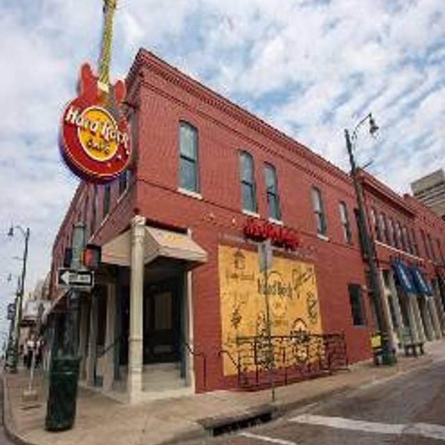 Hard Rock Cafe - Memphis, Memphis, TN