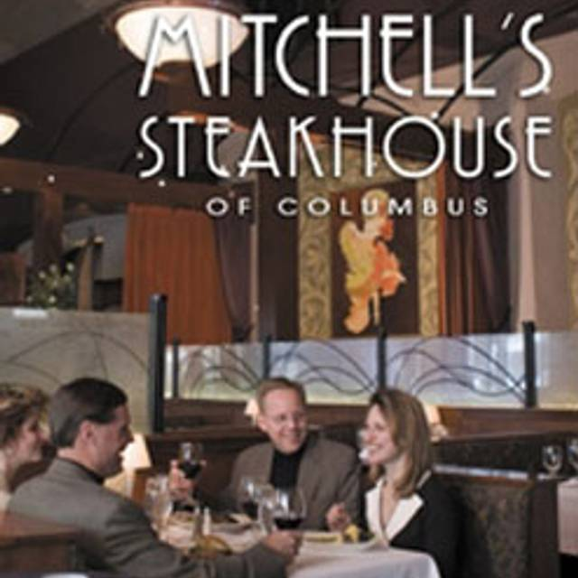 Mitchell S Steakhouse Columbus Downtown