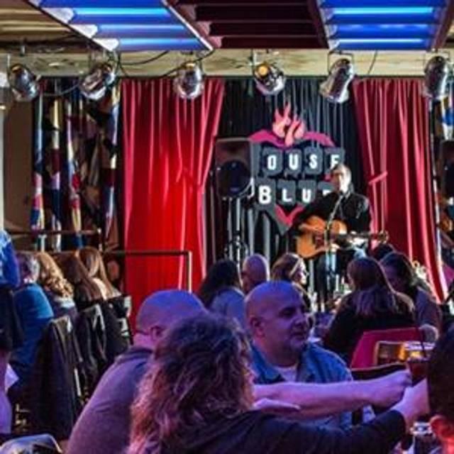 House Of Blues Restaurant Bar Cleveland