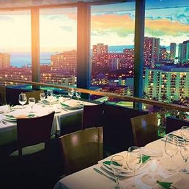 Top of Waikiki - Revolving Restaurant, Honolulu, HI