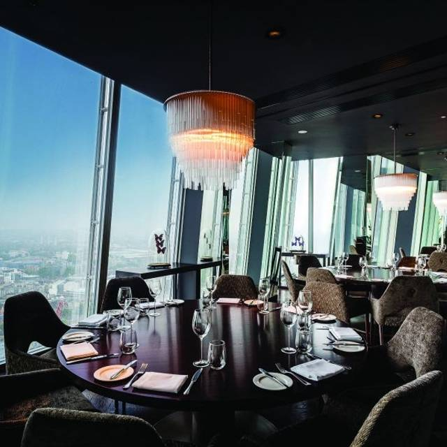 Aqua shard london opentable for Restaurants at the shard