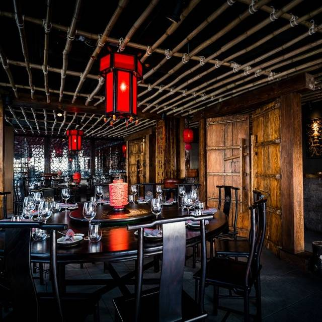 Hutong At The Shard London Opentable