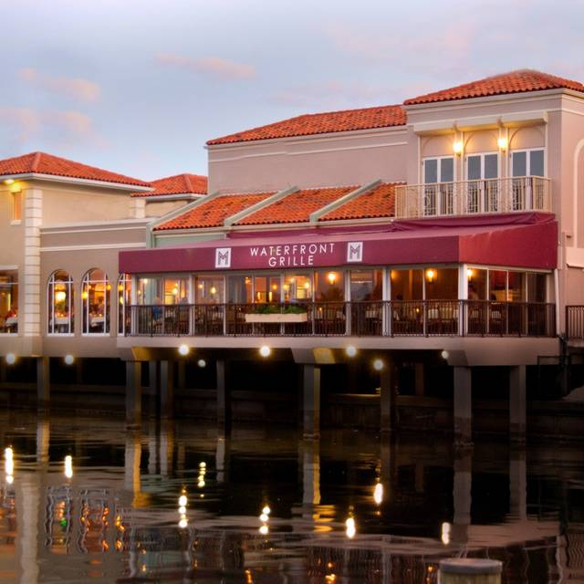 M Waterfront Grille Restaurant Naples Fl Opentable