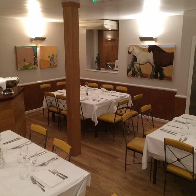 Vasco & Piero's Pavilion Restaurant, London