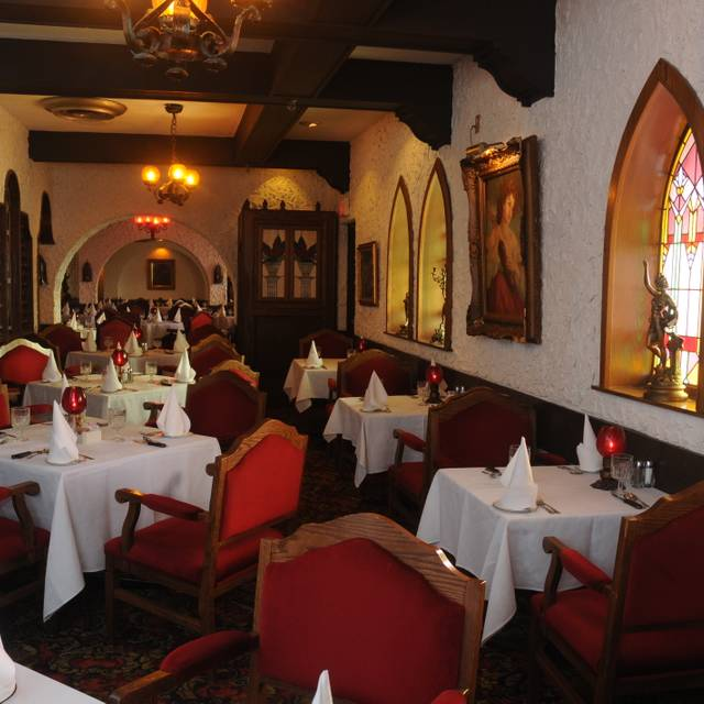 Zorro 39 s steak seafood house restaurant mississauga on for Best private dining rooms mississauga