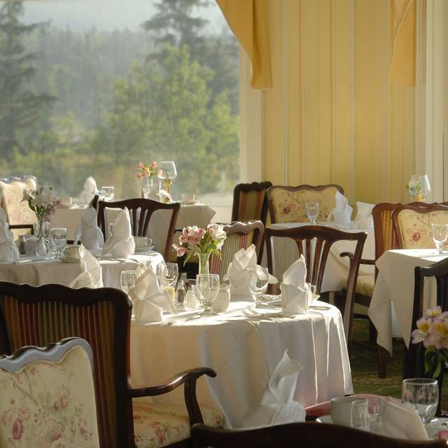 Main Dining Room at the Omni Mount Washington Resort, Bretton Woods, NH