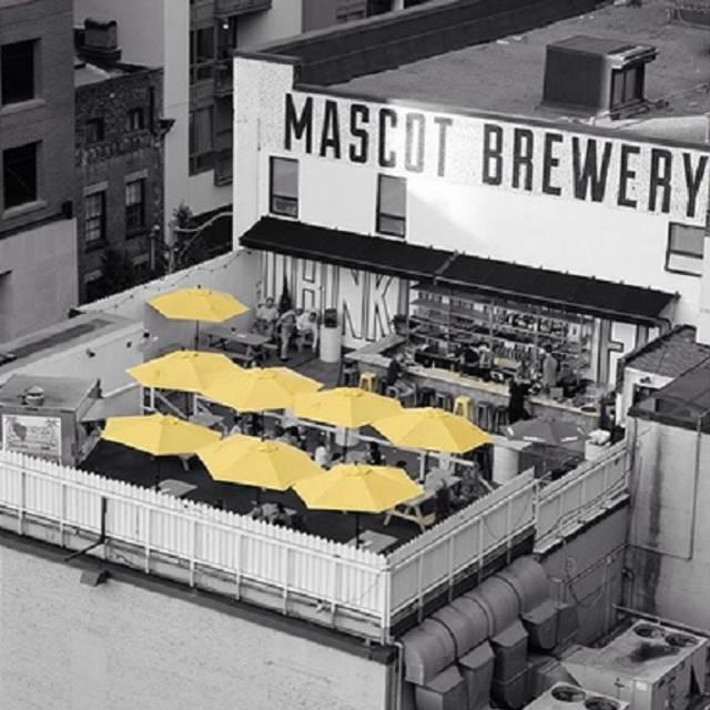 Mascot Brewery, Toronto, ON