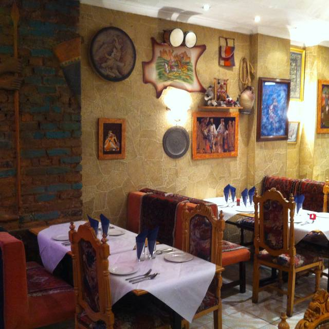 Pars Restaurant Harrow Road