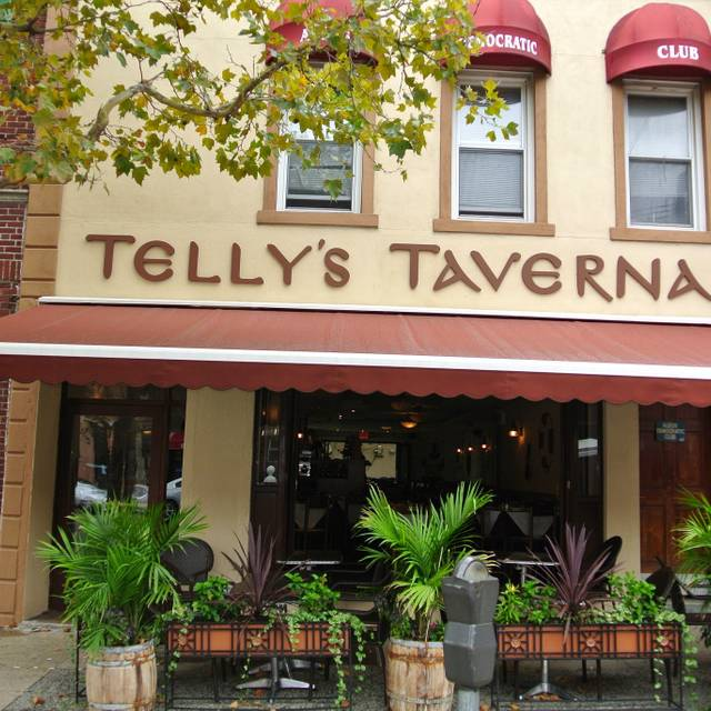 Telly's Taverna, Astoria, NY
