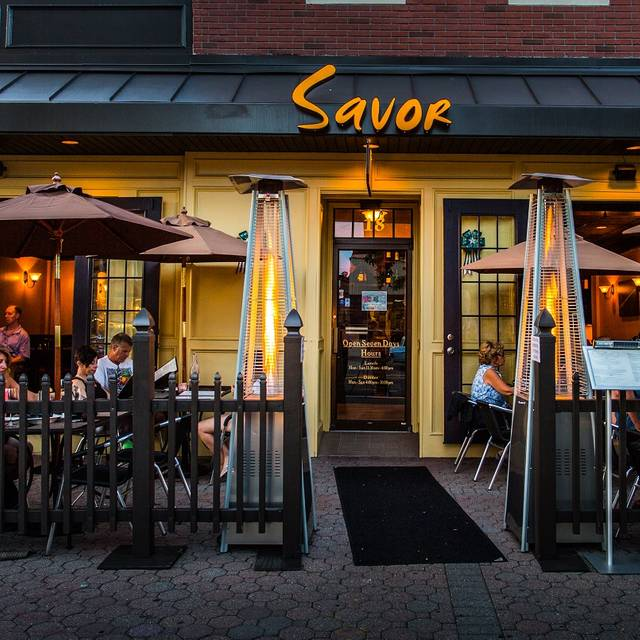 Savor Restaurant, Somerville, NJ