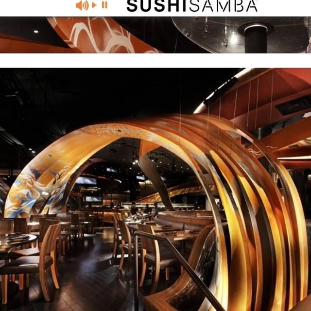 SUSHISAMBA Las Vegas, Las Vegas, NV