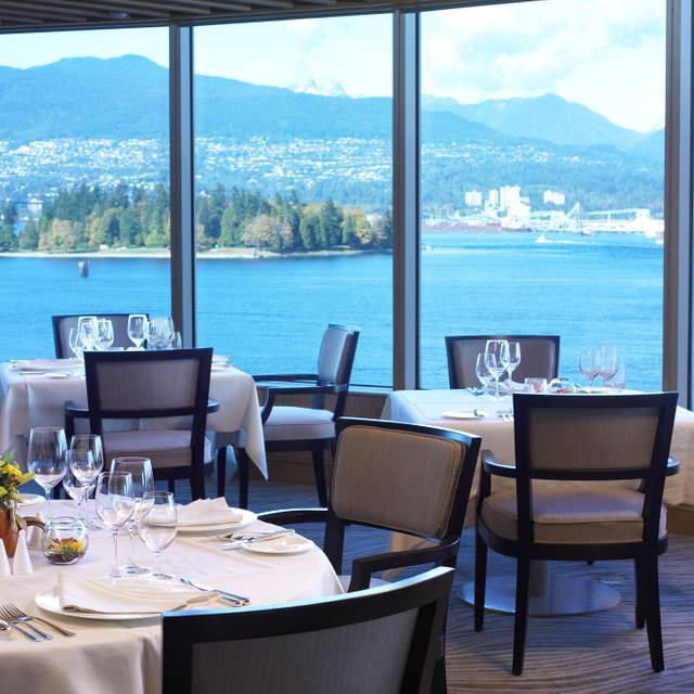 Five Sails Restaurant, Vancouver, BC