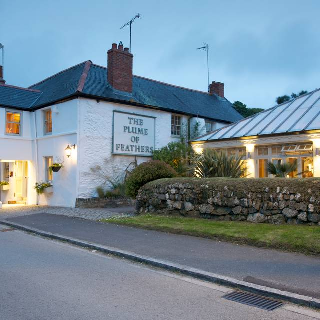 The Plume of Feathers, Newquay, Cornwall
