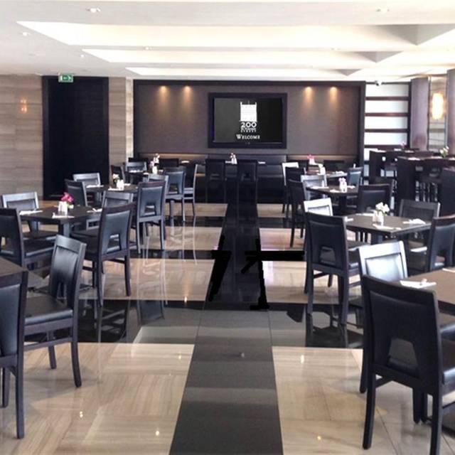 200 St Vincent Street - Restaurant on 6th, Glasgow