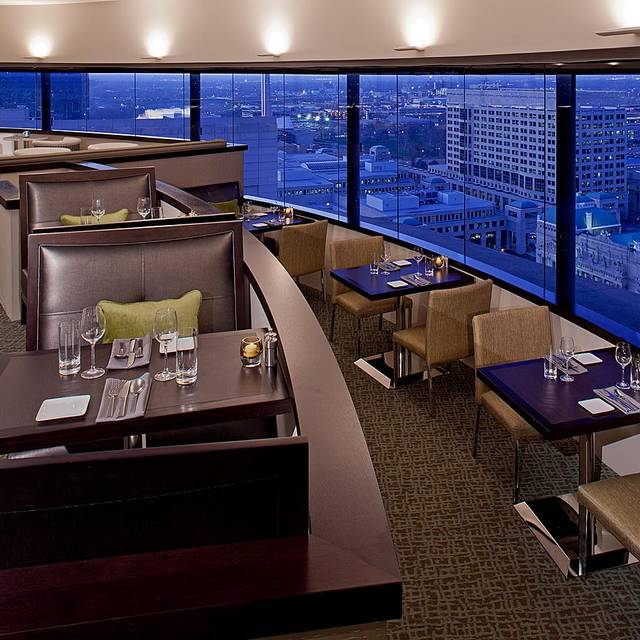 Eagle's Nest - Hyatt Regency Indianapolis, Indianapolis, IN