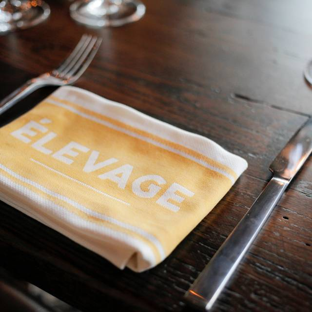 Élevage at Epicurean Hotel, Tampa, FL