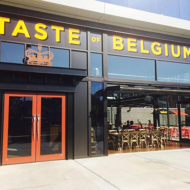 Taste of Belgium Rookwood, Cincinnati, OH