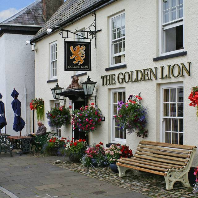 The Golden Lion, Magor, Gwent