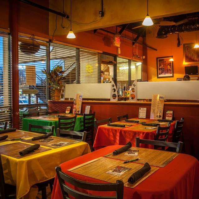 Chef Rob's Caribbean Cafe, Sandy Springs, GA