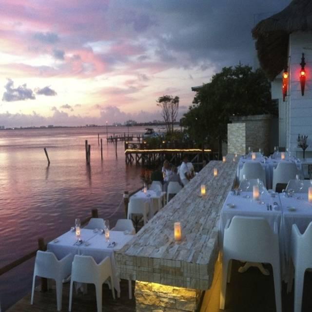 Cenacolo - Laguna, Cancún, ROO