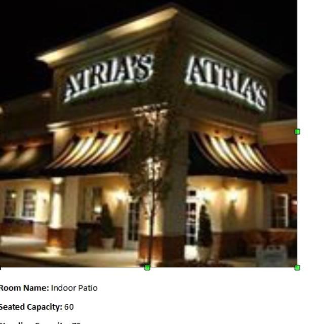Atria's - Murrysville, Murrysville, PA