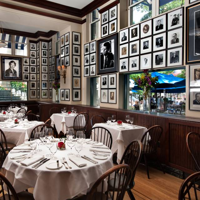 Occidental grill seafood restaurant washington dc opentable - Table restaurant washington dc ...