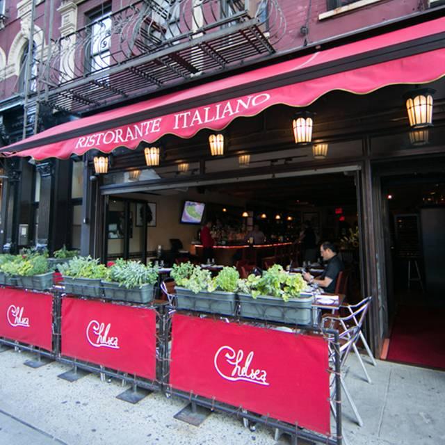Chelsea Ristorante, New York, NY