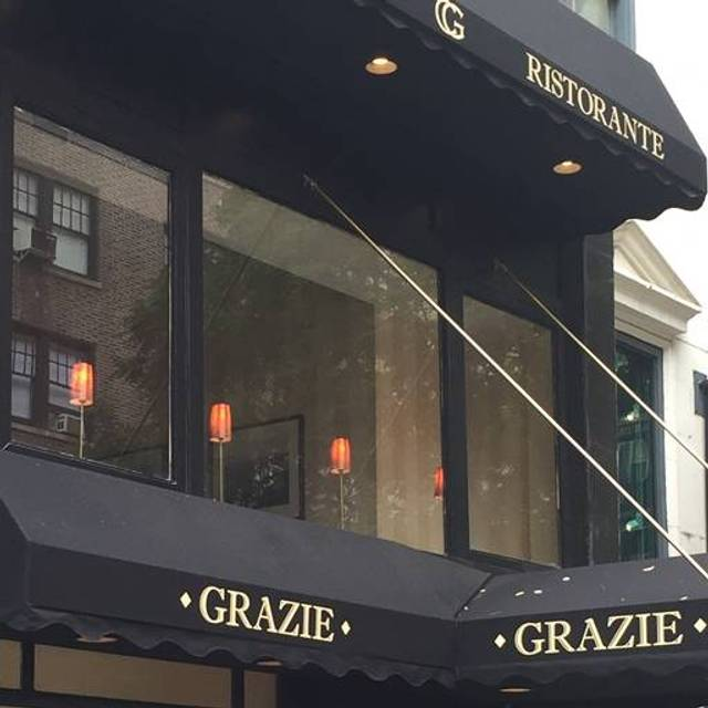 Grazie Restaurant New York Ny Opentable