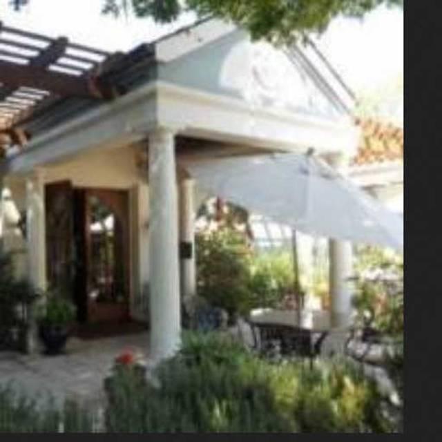 French Garden, Sebastopol, CA