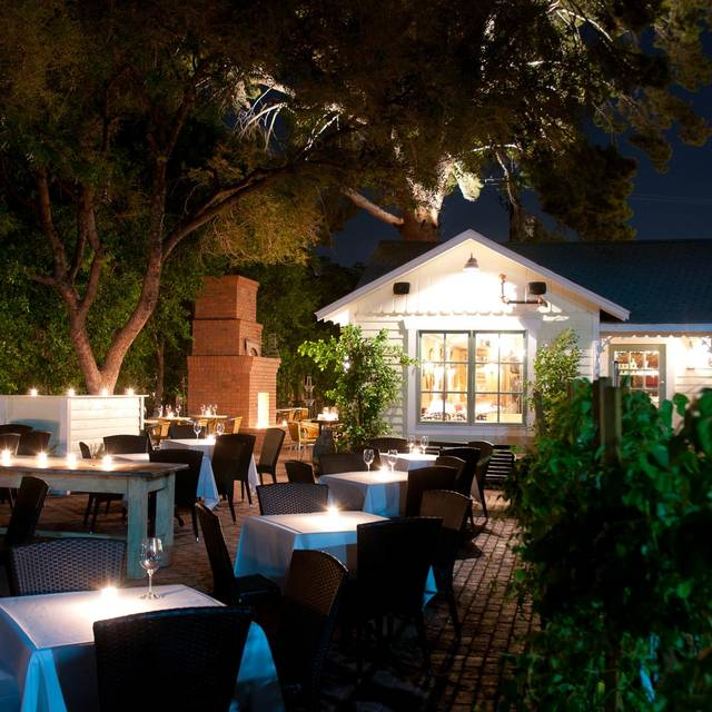 The House Brasserie, Scottsdale, AZ