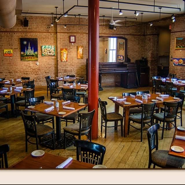 Crescent City Brewhouse, New Orleans, LA