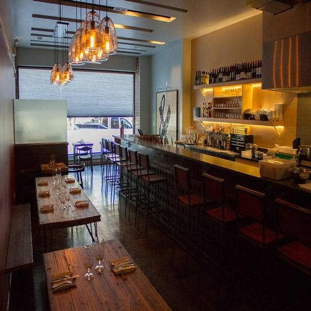 Ampersand wine bar restaurant chicago il opentable for Ampersand chicago